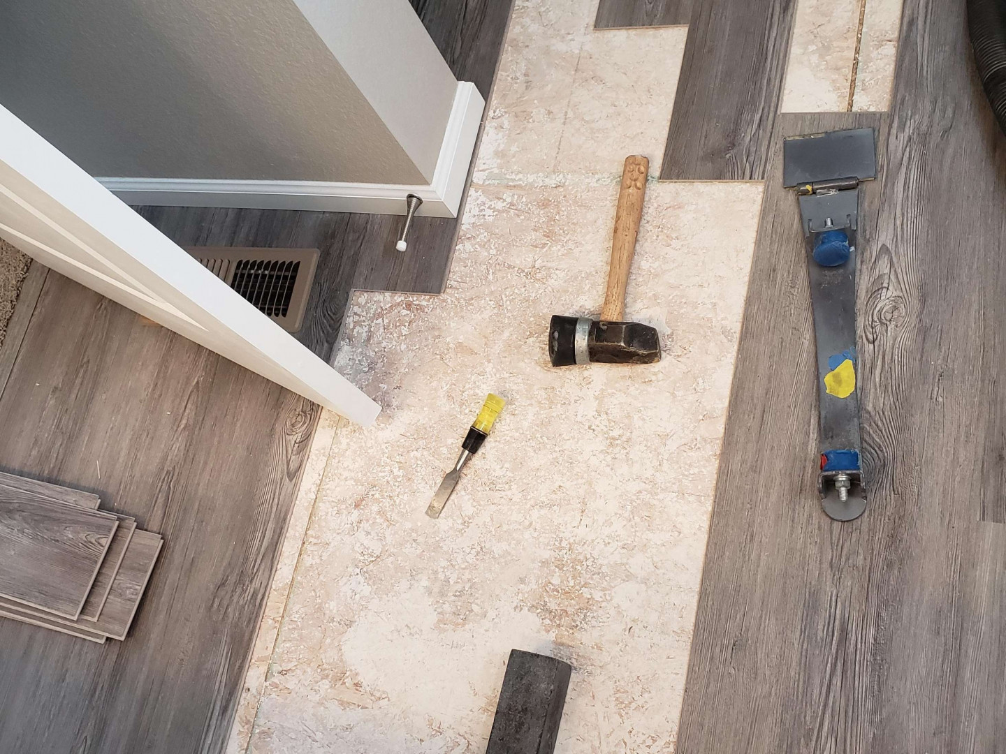 Turn to the flooring replacement specialists